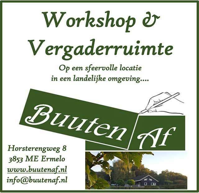 Buutenaf workshops